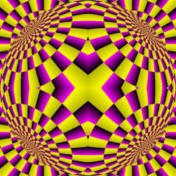 Optical Illusion clipart movement