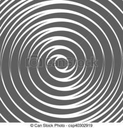 Optical Illusion clipart spiral