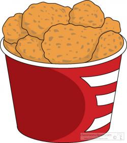 Kfc clipart bucket fried chicken