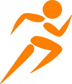 Gym-shoes clipart running race