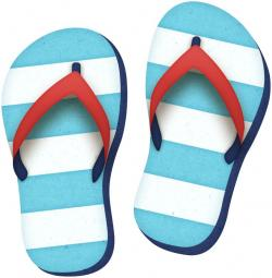 Sandal clipart slipper