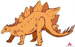 Spinosaurus clipart dinosaur