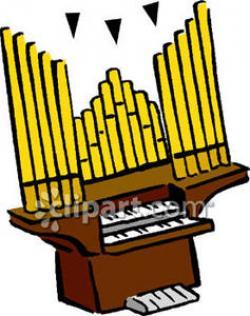 Organs clipart church organ