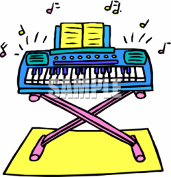 Organs clipart musical instrument
