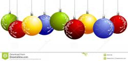 Decoration clipart holiday ornament