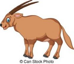 Oryx clipart