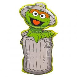 Oscar The Grouch clipart baby