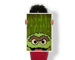 Oscar The Grouch clipart