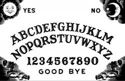 Ouija Board clipart