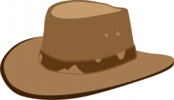 Safari clipart fishing hat