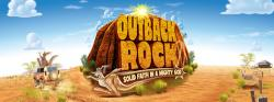 Outback clipart rock