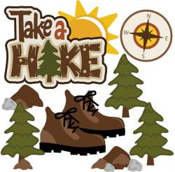Outdoor clipart nature hike