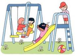 Places clipart outdoor play