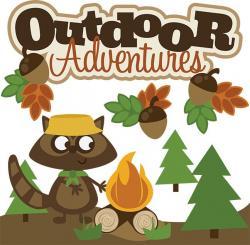 Outdoor clipart school camp