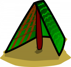 Tent clipart camping tent