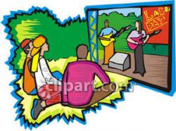 Outdoor clipart tour