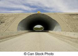 Overpass clipart underpass