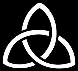 Celt clipart trinity knot