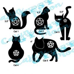 Pagan clipart cat