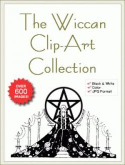 Wiccan clipart oath taking