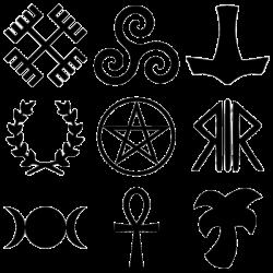 Pagan clipart neopaganism