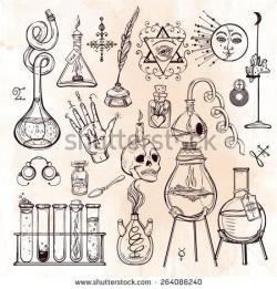 Pagan clipart occult
