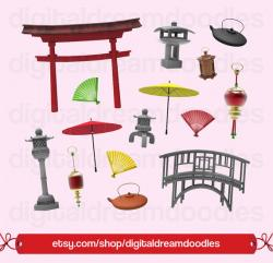 Pagoda clipart japanese gate
