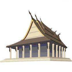Pagoda clipart pavilion