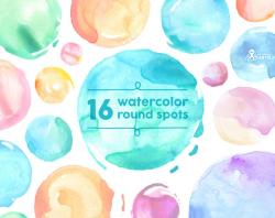 Water Color clipart brush