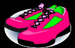Heels clipart sneakers