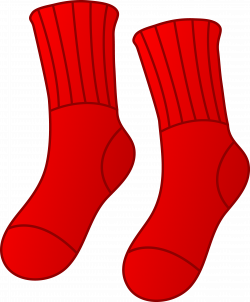 Feet clipart sock