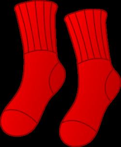 Feet clipart sock