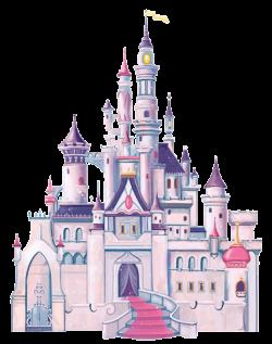 Disneyland clipart palace