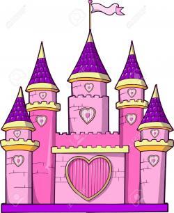 Disneyland clipart princess castle