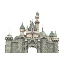 Disneyland clipart sleeping beauty castle
