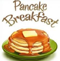 Breakfast clipart pancake