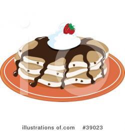 Pancake clipart frozen