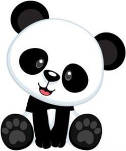 Chinese Food clipart baby panda