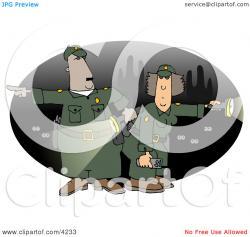 Sergent clipart