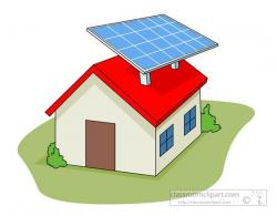 Panels clipart energy source