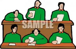 Panels clipart panel judge