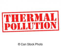 Panels clipart thermal pollution