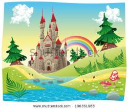 Panorama clipart cartoon