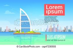Business clipart skyline