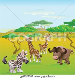 Safari clipart african safari