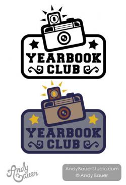 Club clipart yearbook club