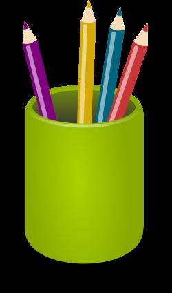Pen clipart pen stand
