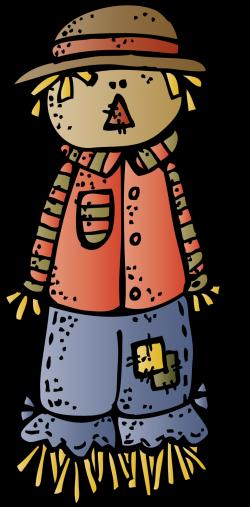 Scarecrow clipart melonheadz
