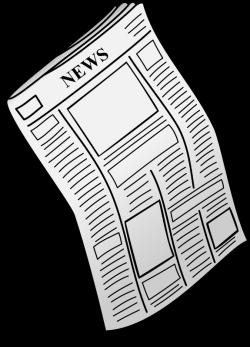 Paper clipart newsletter