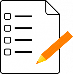 Paper clipart quiz